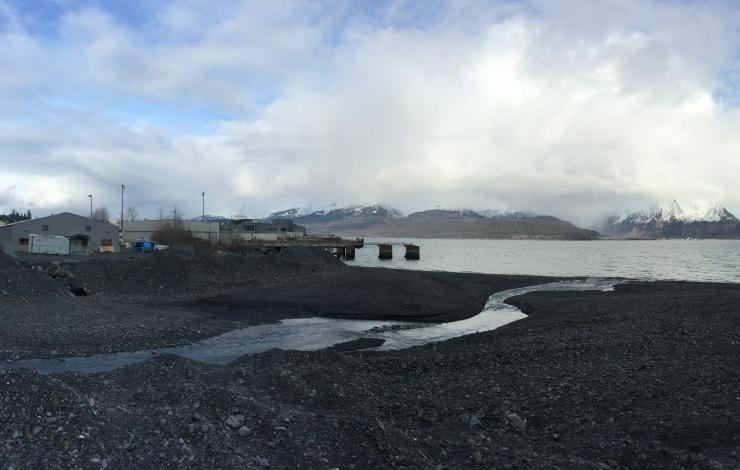 The Alutiiq Pride Shellfish Hatchery in Seward, Alaska.