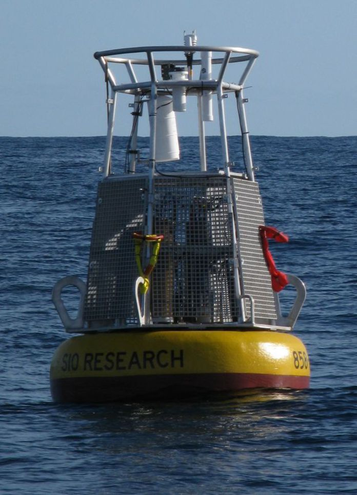 California Current Ecosystem (CCE) Buoy
