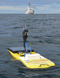 NPR story on wave gliders