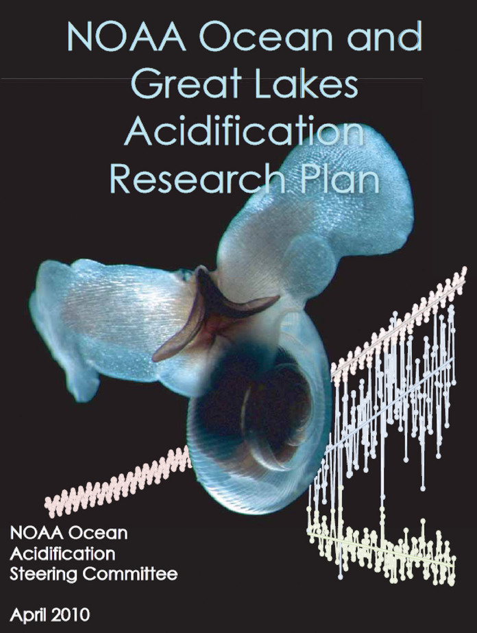 Cover of NOAA OA Plan