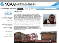 NOAA ClimateWatch Article 2