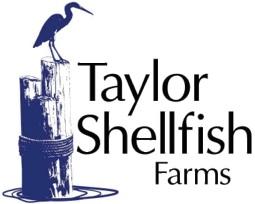 Taylor shellfish logo for Taylor fish farm