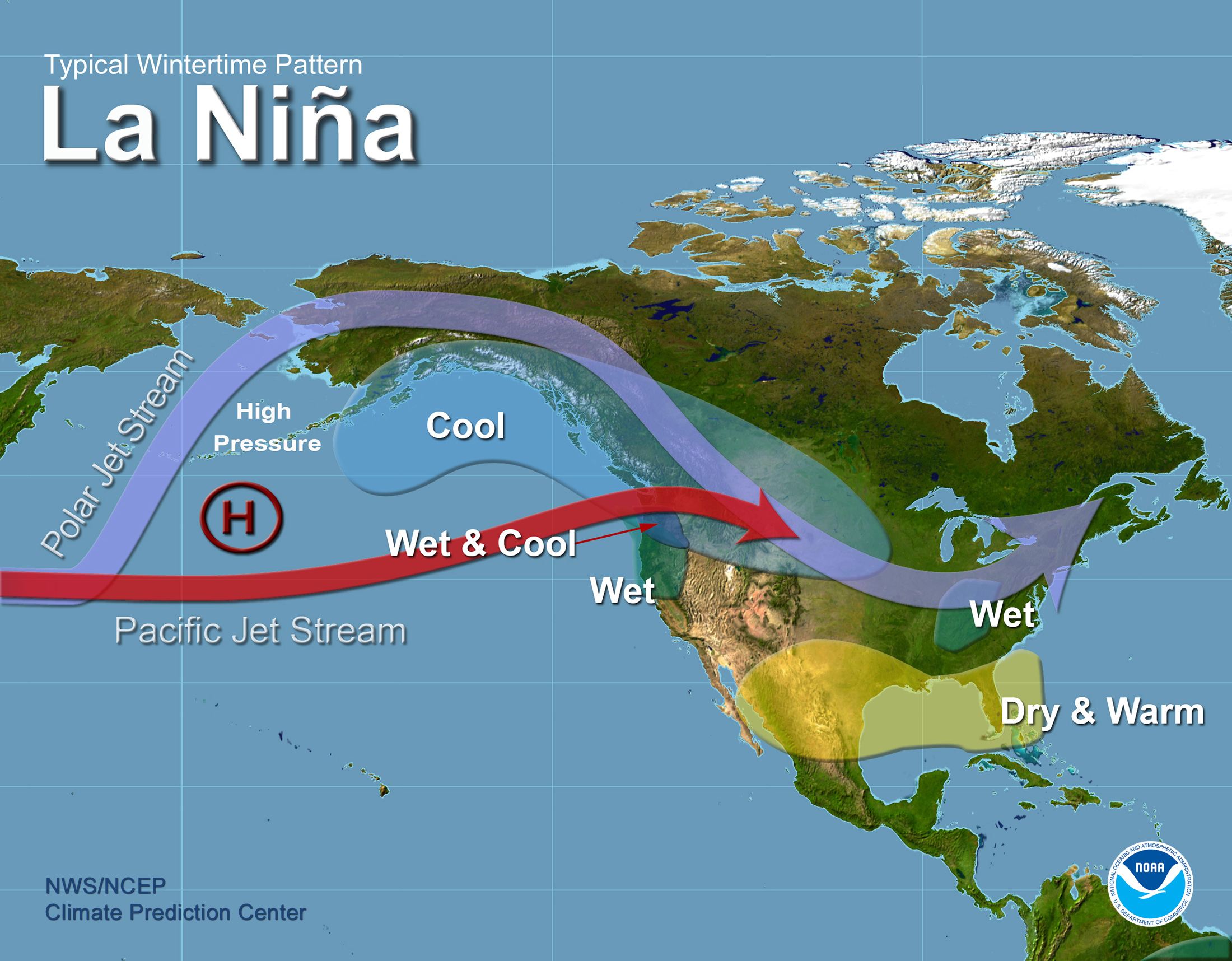 la ni ntilde a faqs el nino theme page a comprehensive resource lanina jet wintertime pattern elnino jet wintertime pattern