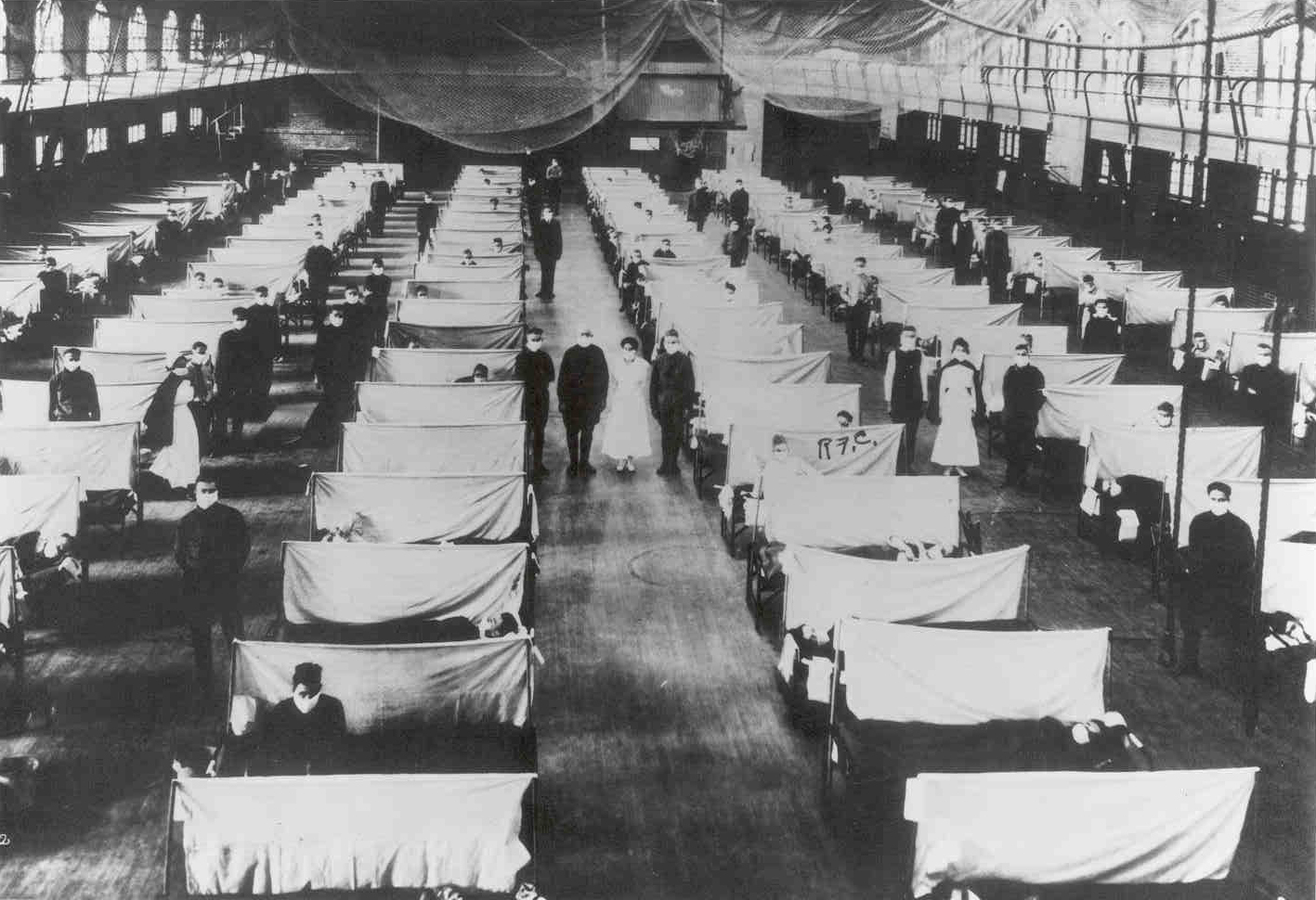 New Look at 1918/1919 El Niño Suggests Link to Flu Pandemic | El ...