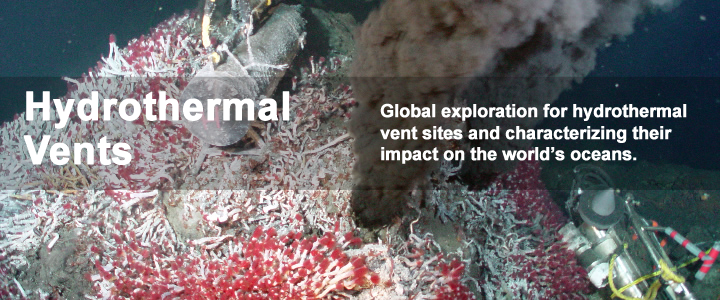 Hydrothermal Vents - Global Exploration