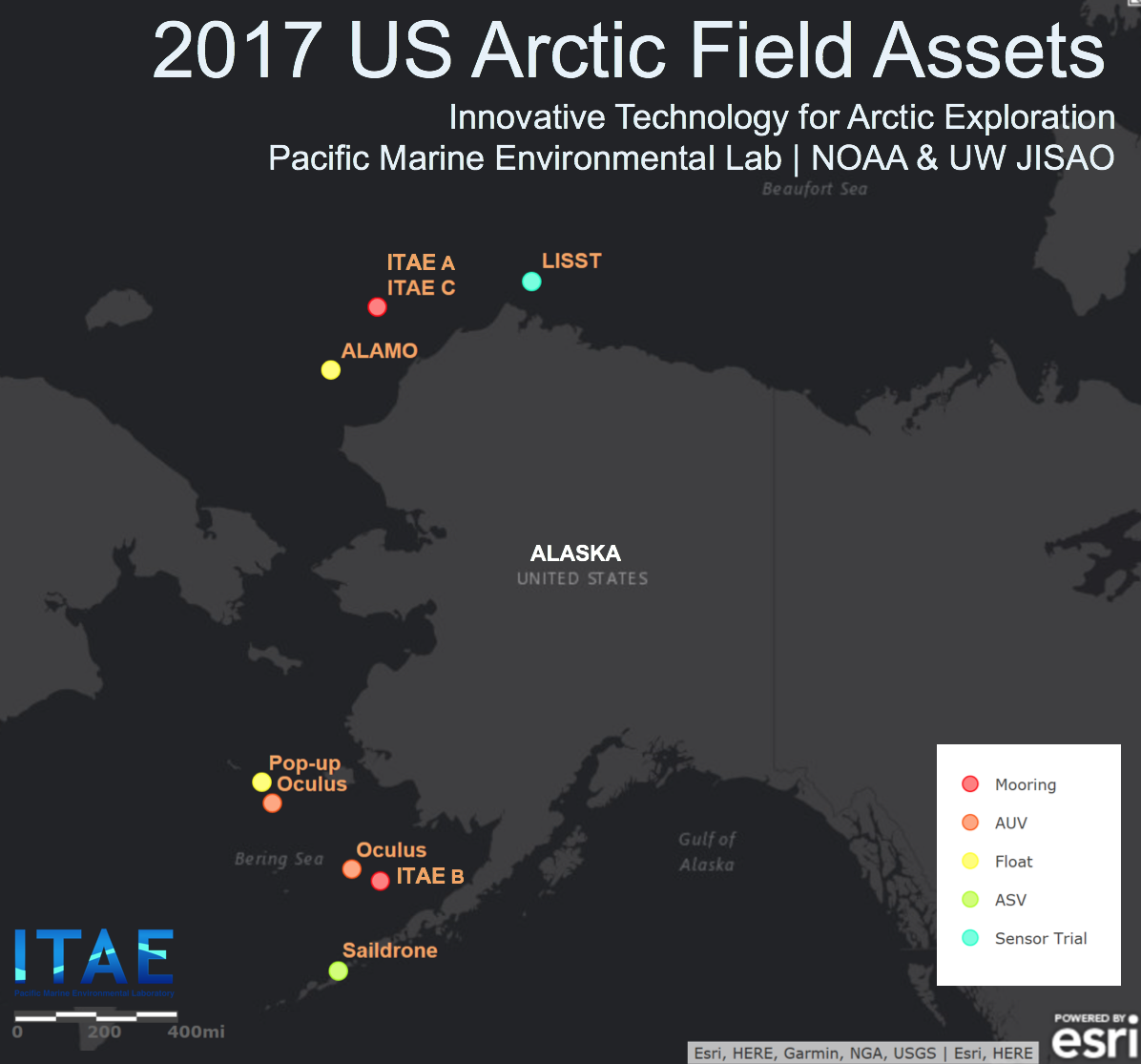 2017 ITAE Field Assets