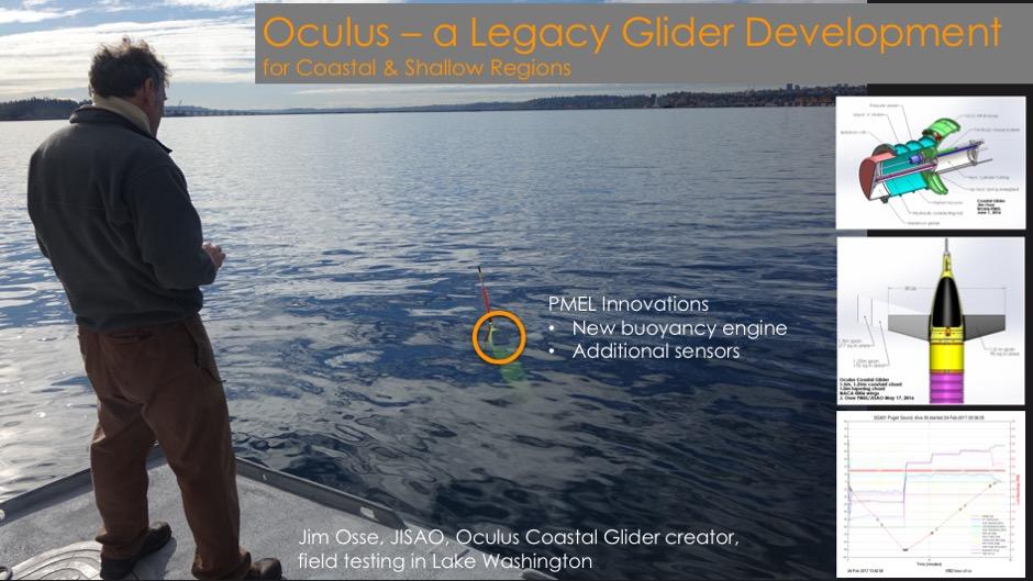 Oculus glider