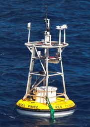 Photo of a KEO buoy