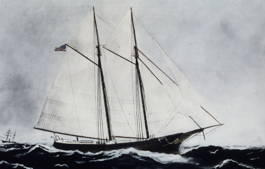 Coast Survey Schooner Yukon