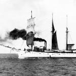 Coast Survey Ship Patterson