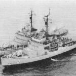 Atka (AGB-3) with Edisto (AGB-89)