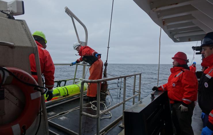 Oculus Coastal Glider Dyson Recovery 2017