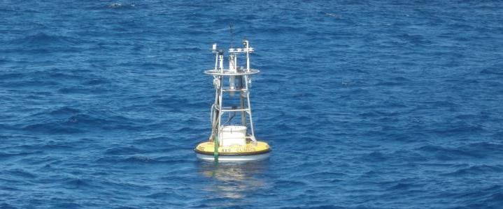 Ocean Climate Station: Kuroshio Extension Observatory (KEO) surface mooring