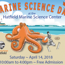 Marine Science Day Poster