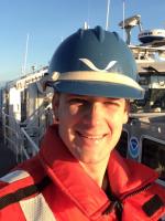 NOAA Corps Officer Cabot Zucker Image